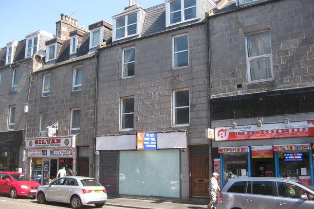 Thumbnail Retail premises for sale in 196 George Street, Aberdeen