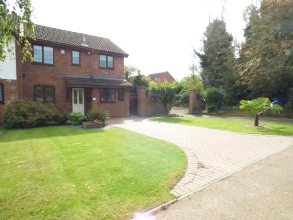 Thumbnail Semi-detached house for sale in Gatcombe Grove, Sandiacre, Nottingham