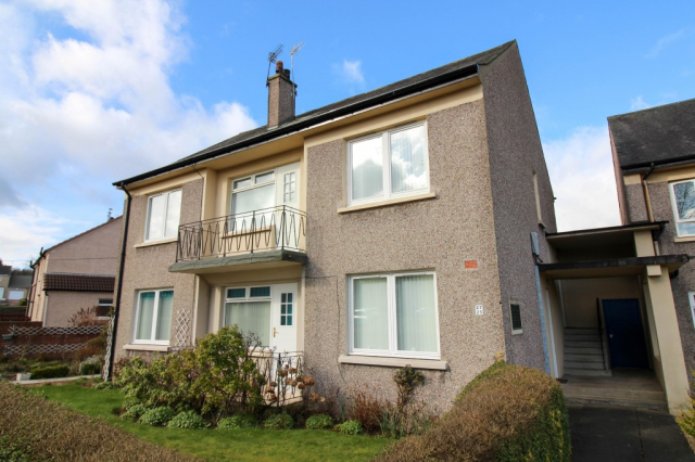 Thumbnail Flat to rent in Blinkbonny Road, Falkirk FK1,
