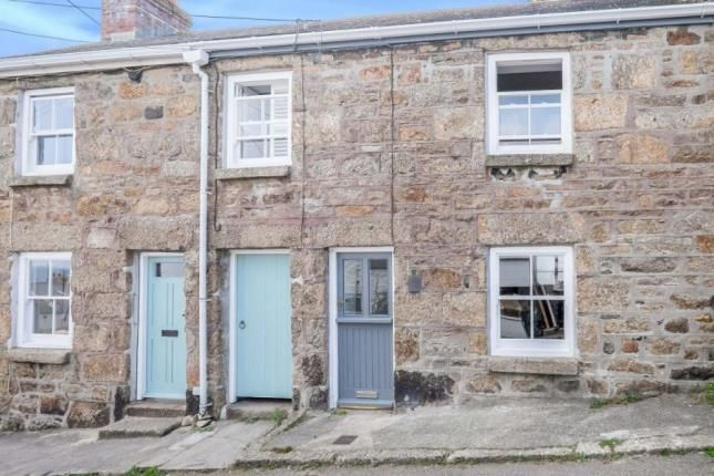 Thumbnail Terraced house for sale in Mousehole, Penzance