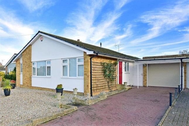 Thumbnail Detached bungalow for sale in Rosebery Avenue, Herne Bay, Kent