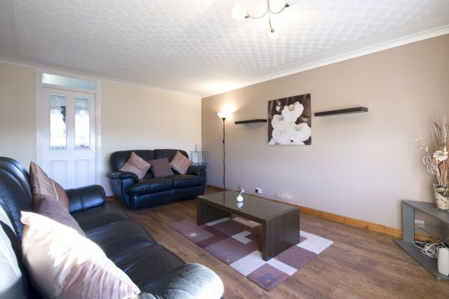 Thumbnail Flat for sale in Addiewell Place, Coatbridge, North Lanarkshire