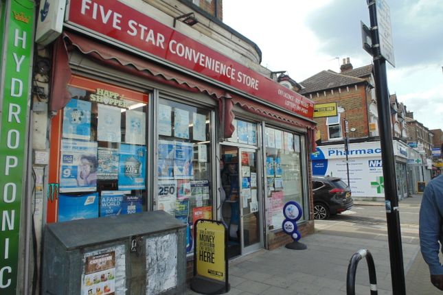 Thumbnail Retail premises for sale in Hither Green Lane, Hither Green
