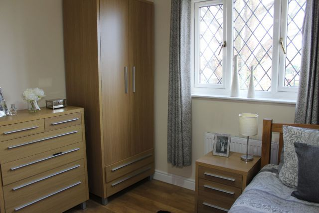 Bedroom Three of Hawkstone Close, Duston, Northampton NN5