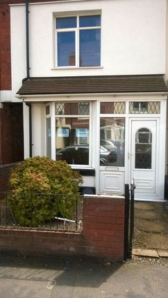 Thumbnail Terraced House For Sale In St Marys Road Nuneaton