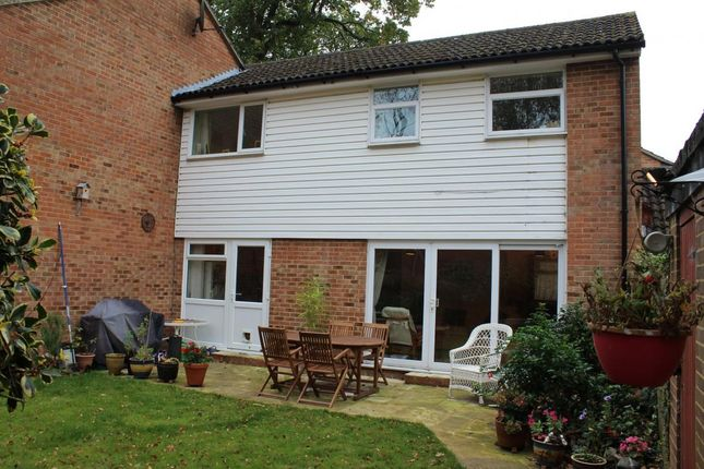 Thumbnail Terraced house for sale in Cypress Grove, Ash Vale