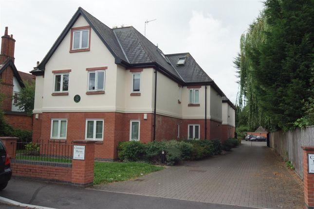Thumbnail Flat for sale in Palmerston Road, Earlsdon, Coventry