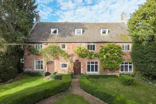 Thumbnail Detached house for sale in Silver Street, Witcham, Ely