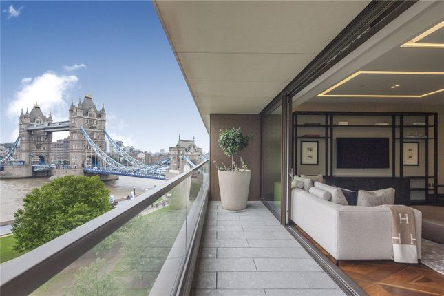 Thumbnail Flat for sale in Blenheim House, Tower Bridge, Crown Square, London