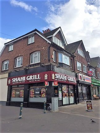 Thumbnail Flat to rent in Shirley Road, Accocks Green