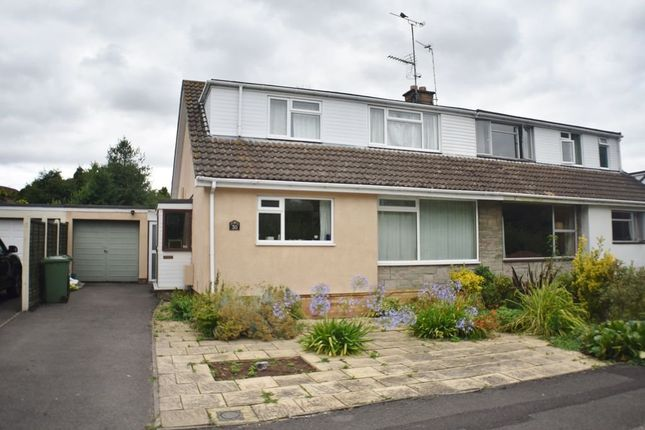 Thumbnail Semi-detached bungalow for sale in Brookside Drive, Frampton Cotterell, Bristol