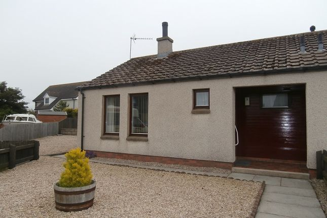 Thumbnail Detached bungalow for sale in Greenbank Court, Buckie