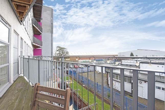 Balcony of Freshwater Road, Chadwell Heath, Romford RM8