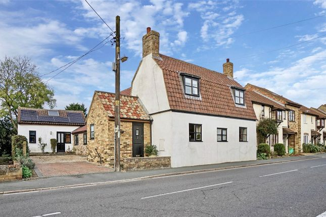 Thumbnail Detached house for sale in High Street, Needingworth, St Ives, Cambridgeshire
