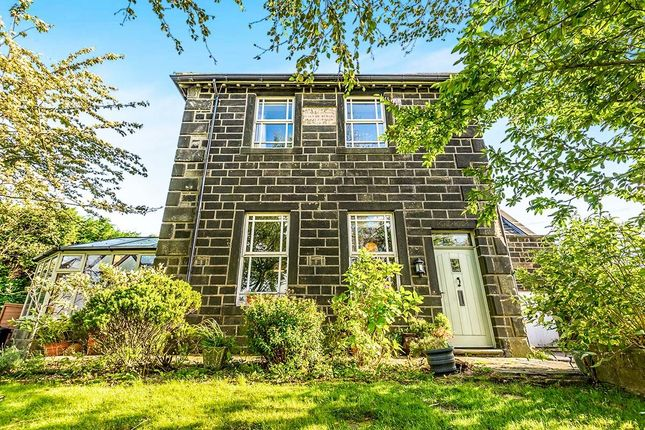 Thumbnail Detached house for sale in Mankinholes, Todmorden