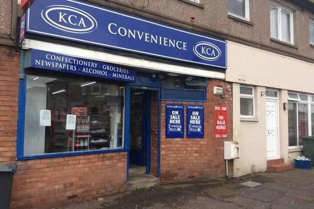 Thumbnail Retail premises for sale in Mountcastle Drive North, Edinburgh