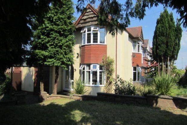 Thumbnail Property to rent in Eachelhurst Road, Erdington, Birmingham