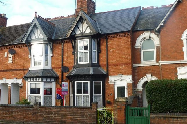 Thumbnail Terraced house for sale in Wellingborough Road, Rushden
