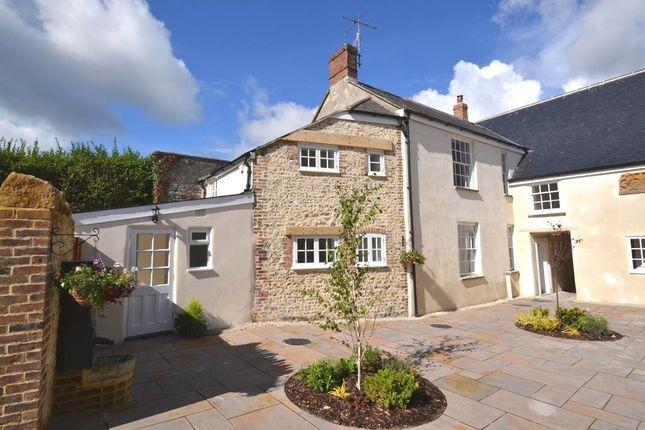 Thumbnail End terrace house for sale in Long Street, Cerne Abbas, Dorchester