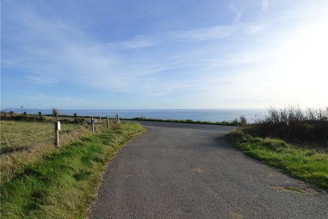 Driveway of Cogden Cottage, Coast Road, Burton Bradstock, Bridport DT6