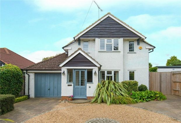 4 bed detached house for sale in 37 Thorney Lane South, Richings Park, Buckinghamshire