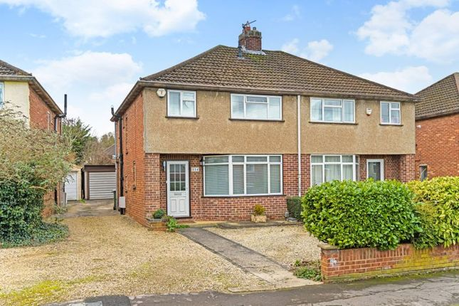 3 bed semi-detached house for sale in Upper Road, Kennington, Oxford OX1