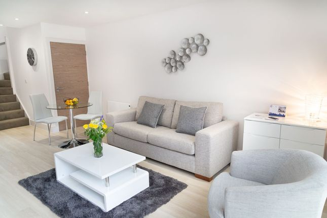 Thumbnail Flat to rent in Green End Road, Cambridge
