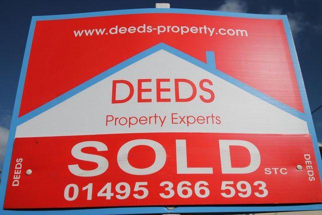 Terraced house for sale in Mountain View, Chapel Street, Brynmawr, Blaenau Gwent