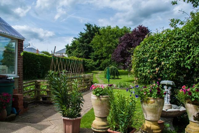 Garden At Back of Parkside, The Hyde, Purton, Swindon SN5