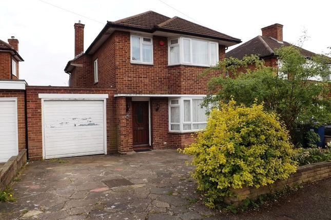Thumbnail Property for sale in Francklyn Gardens, Edgware