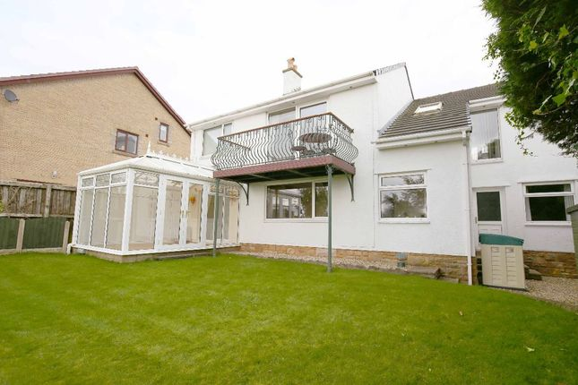 Thumbnail Detached house for sale in The Drive, Crag Bank, Carnforth