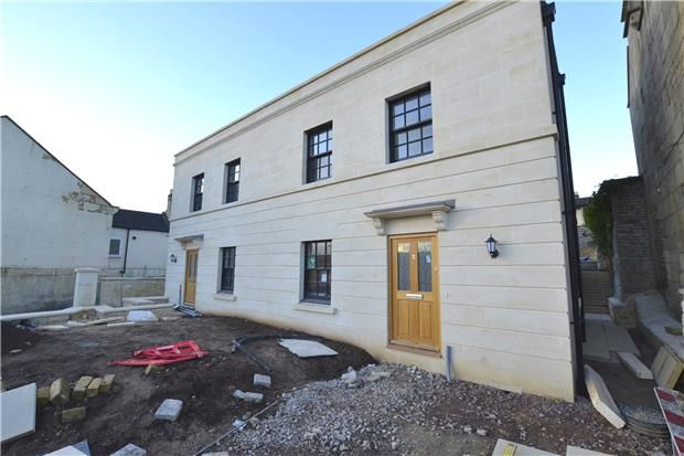 Thumbnail Semi-detached house for sale in Victoria Place, Bath, Somerset