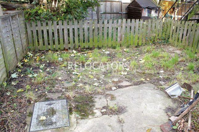 Garden. of Elsenham Road, London E12