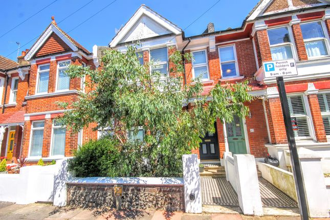 Thumbnail End terrace house for sale in Dover Road, Brighton