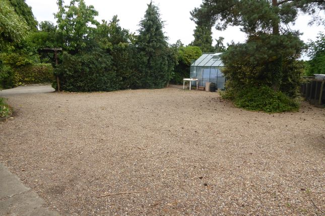 Thumbnail Land for sale in Beccles Road, Bungay