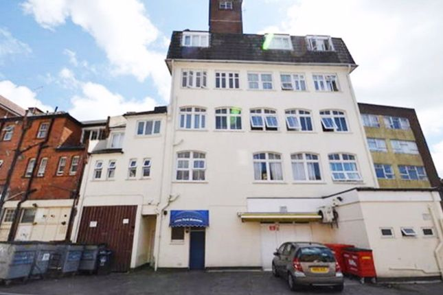 Thumbnail Flat to rent in Lorne Park Road, Bournemouth