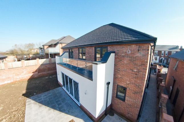 Thumbnail Detached house for sale in Plot 7 - Station Road, Pilsley, Chesterfield