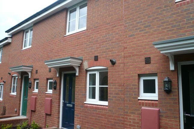 Thumbnail Terraced house to rent in Woodland Walk, Merthyr Tydfil