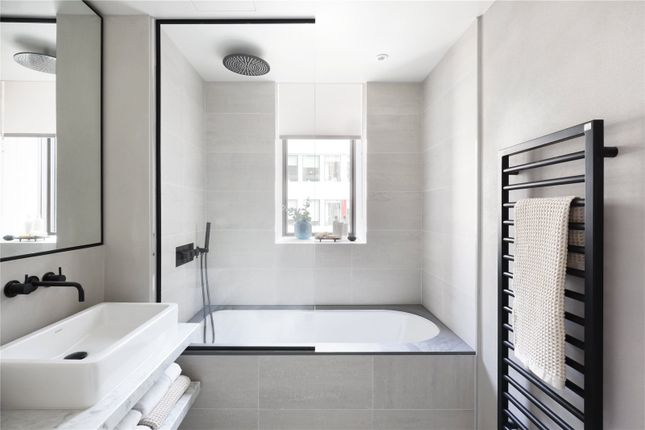 Bathroom of Hexagon Apartments, 43-49 Parker Street, Covent Garden, London WC2B