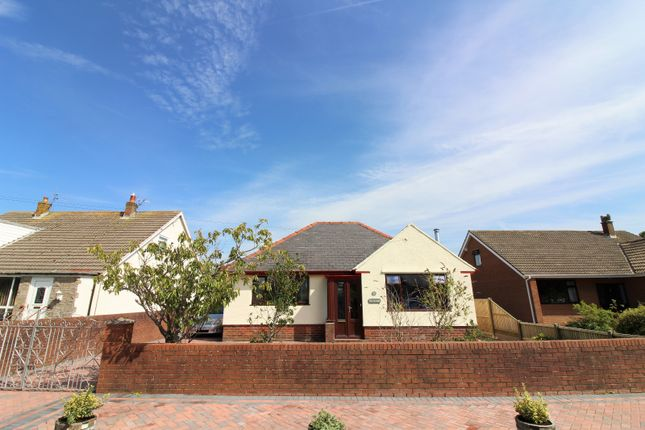 Thumbnail Bungalow for sale in Westholme Beach Road, Preesall