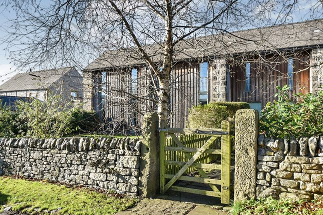 Thumbnail Barn conversion for sale in Bakewell Road, Over Haddon, Bakewell