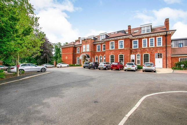 Thumbnail Flat for sale in Kenton Lodge, Kenton Road, Newcastle Upon Tyne