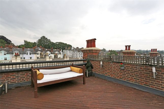 Roof Terrace of Piermont House, 32-34 High Street, Tunbridge Wells, Kent TN1