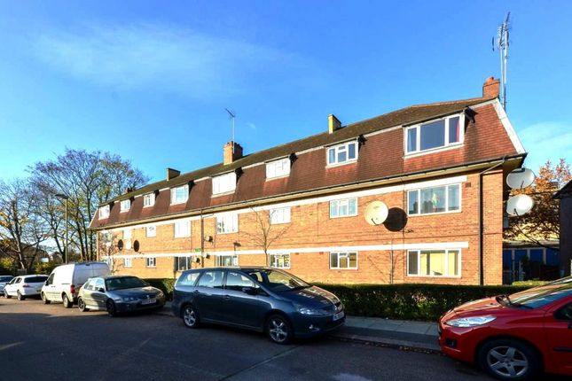 Thumbnail Flat to rent in Besant Road, London