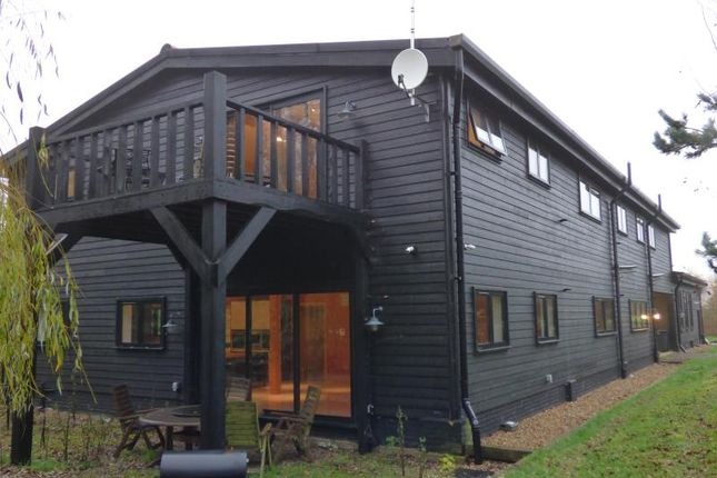 Thumbnail Detached house to rent in Chivers Road, Stondon Massey, Brentwood, Essex