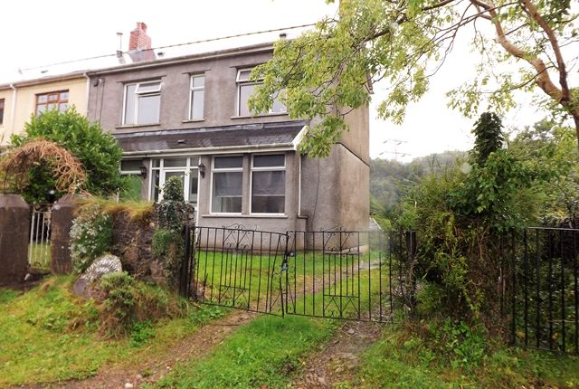 Thumbnail Semi-detached house to rent in Rudry, Caerphilly