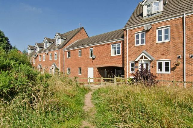 Thumbnail Flat for sale in Windrush Close, Pelsall, Walsall
