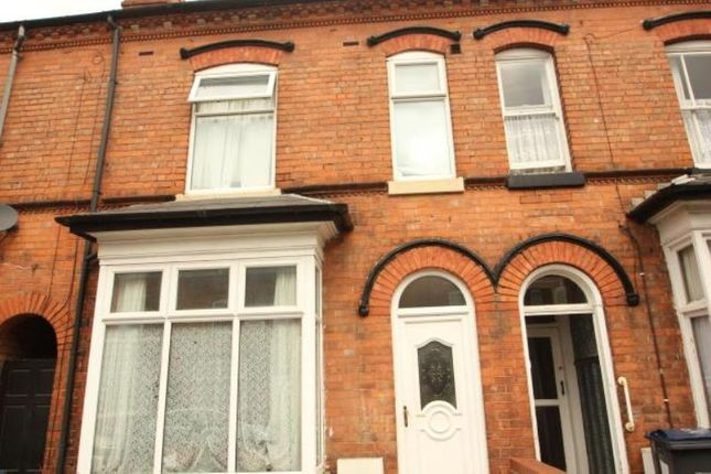 Thumbnail Property to rent in Flat 1 23, Addison Road, Kings Heath, Birminghm, West Midlands