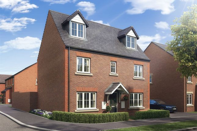 "Thumbnail Detached house for sale in ""The Blakesley"" at Boughton Green Road, Northampton"
