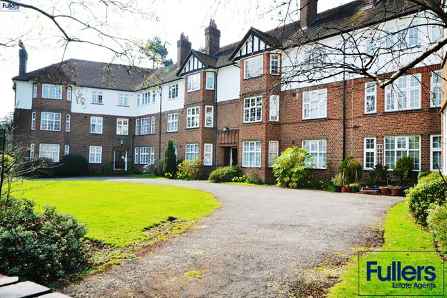 Thumbnail Flat to rent in The Green, Winchmore Hill